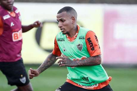 Otero será mais uma arma defensiva para o técnico Rodrigo Santana- (Bruno Cantini/Atlético-MG)