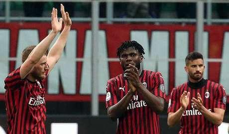 Milan terá uma temporada para ajeitar suas contas