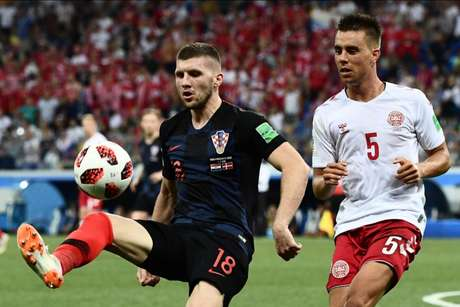 Croata em campo na Copa do Mundo (Foto: Jewel Samad/AFP)