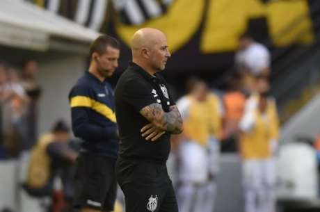Sampaoli quer um substituto rápido para a posição de Jean Lucas (Ivan Storti/Santos FC)