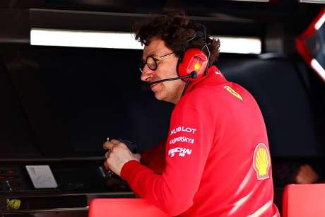 """Binotto: """"Verstappen culpado de quebrar duas regras"""""""