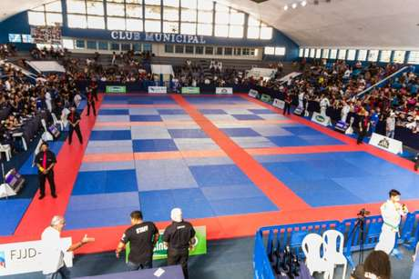 Taça Rio, a quinta etapa do ranking, aconteceu neste sábado (29) no Clube Municipal (RJ) (Foto: Click Art'suave)