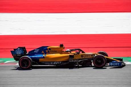 Sainz transformou frustração em motivação na Áustria