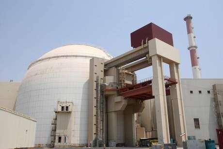 Planta nuclear em Bushehr, no Irã
