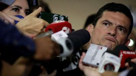 Moro vai à Câmara para falar sobre supostas conversas com investigadores da Lava Jato enquanto ele era juiz