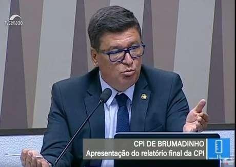Relator da CPI de Brumadinho no Senado, senador Carlos Viana (PSD/MG) recomendou indiciamento por homicídio culposo, não doloso