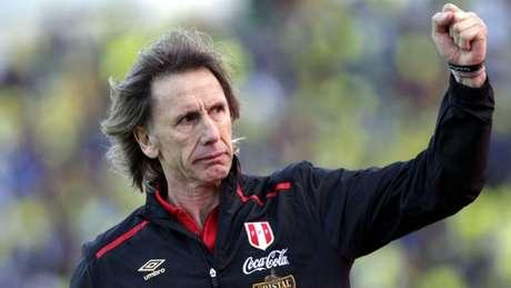 Gareca pode levar o Peru à final da Copa América após 44 anos (Foto: Reprodução)
