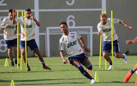 Biro-Biro vai reforçar o Botafogo (Foto: Rubens Chiri / saopaulofc.net)