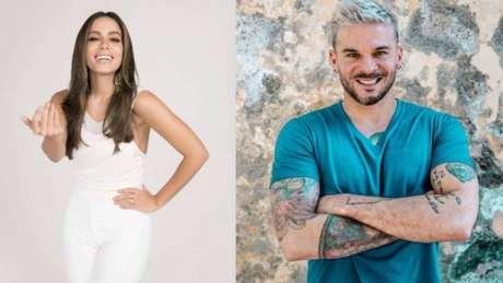 Anitta e Pedro Capó cantarão na festa de encerramento da Copa América (Foto:Divulgação)