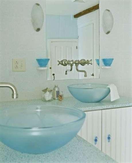 29. Cuba de vidro para casal – Por: Like Bathroom