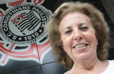 Marlene Matheus, ex-presidente do Corinthians, morreu aos 82 anos