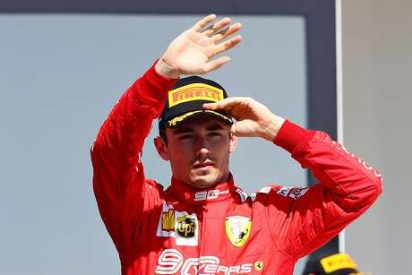 Leclerc explica por que ele gosta de mais isolamento antes dos GPs