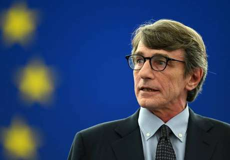 David Sassoli é o novo presidente do Parlamento Europeu