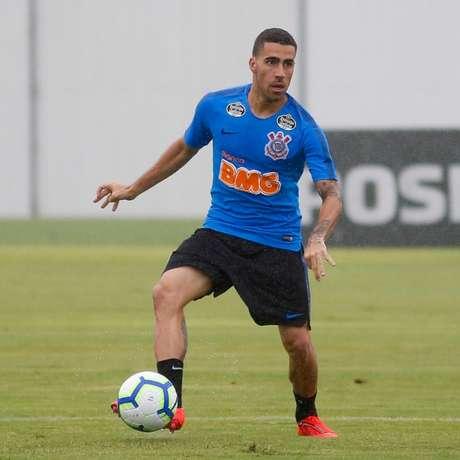 Atualmente, Gabriel é o reserva imediato de Ralf no Corinthians (Foto: Divulgação/Mauro Galvão)