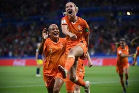 Holanda x Suécia - Copa do Mundo Feminina