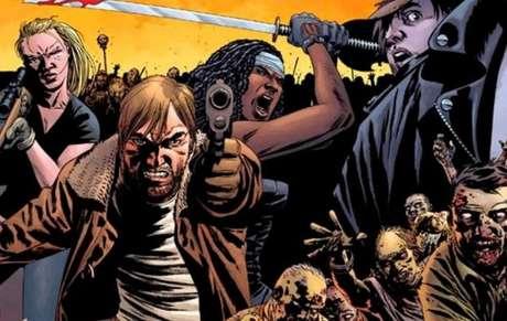Quadrinhos de 'The Walking Dead' chegam ao fim após 16 anos.