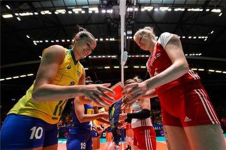 Brasil derrota a Polônia na Liga das Nações