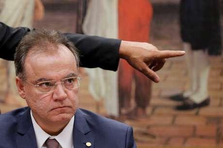 Relator da reforma da Previdência, deputado Samuel Moreira 04/07/2019 REUTERS/Adriano Machado