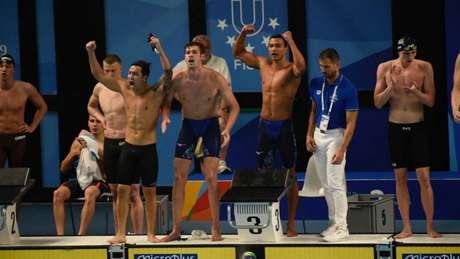 Brasil conquista medalha de prata na Itália (Foto: Divulgação)