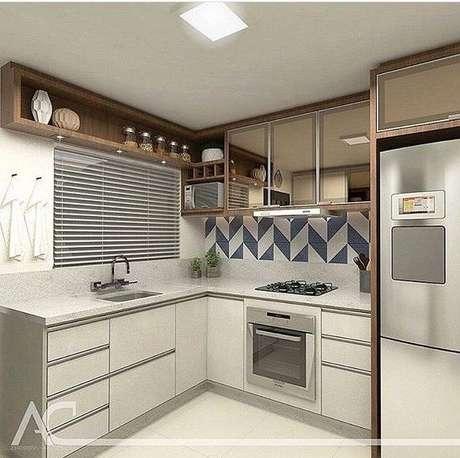 3. Alguns eletrodomésticos para cozinha trazem uma unicidade para o cômodo. Foto: Pinterest