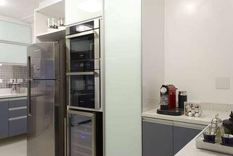 40. Mutos eletrodomésticos para cozinha são hiper-conectados. Projeto por: Semíramis Alice