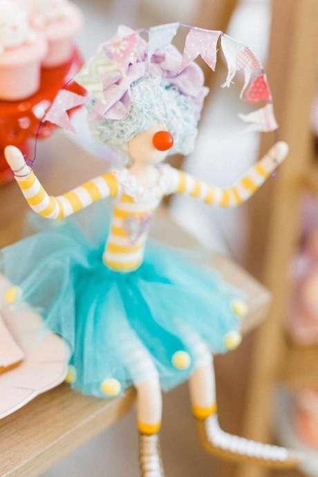 23. Temas de festa infantil com tema circo – Por: Petite Partie