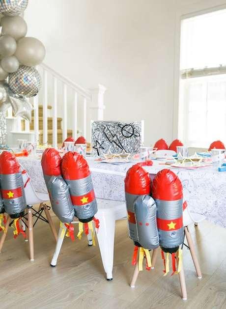 24. Temas de festa infantil Astronauta – Por: Pinterest