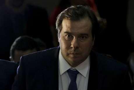 O presidente da Câmara, Rodrigo Maia (DEM-RJ).