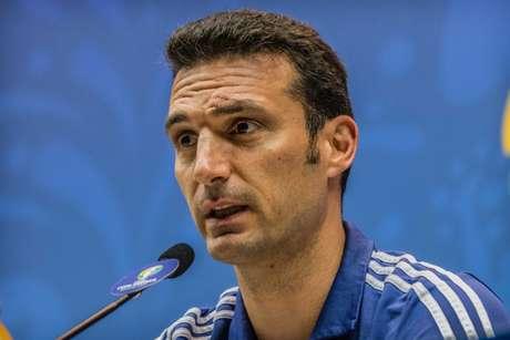 Lionel Scaloni dirige a seleção argentina até dezembro - FOTO: Magalhães Jr/PHOTOPRESS/Lancepress!