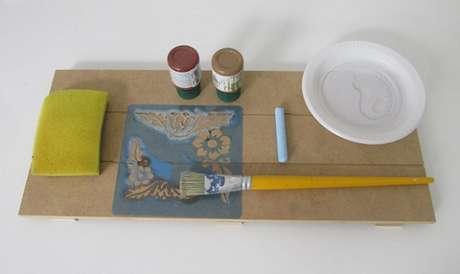 11. Como fazer plaquinhas de casamento, lista de materiais. Foto Danielly Guedes_Ateliê Craft