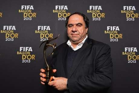 Keramuddin Keram foi banido do futebol pela Fifa após as denúncias de abuso sexual contra jogadoras da seleção do Afeganistão