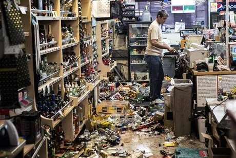 Terremoto mais forte em 20 anos atinge o sul da Califórnia