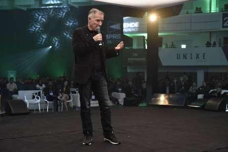 Eike Batista disse não ter recebido nada para palestrar no evento de empreendedorismo