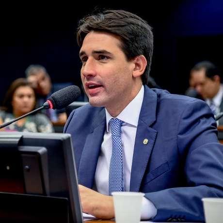 Deputado federal estreante Sílvio Costa Filho (PRB-PE), vice-presidente da Comissão Especial da reforma da Previdência