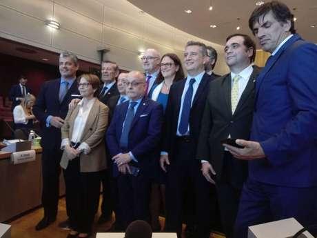 Reunião que fechou acordo de livre-comércio do Mercosul com União Europeia