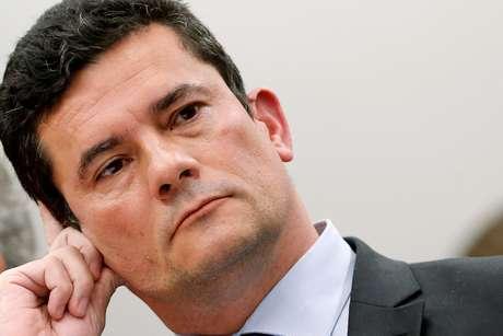 Ministro da Justiça e Segurança Pública, Sergio Moro 02/07/2019 REUTERS/Adriano Machado