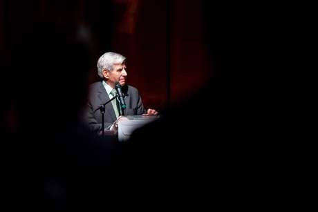 General Heleno fala a empresários em Belo Horizonte