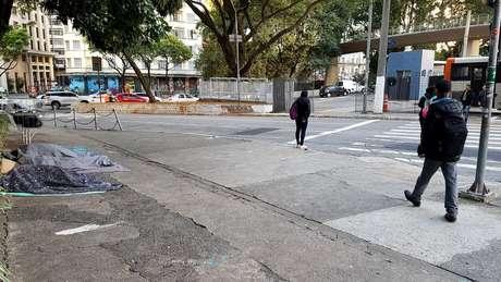 Nos últimos dias, São Paulo registrou as temperaturas mais baixas dos últimos três anos