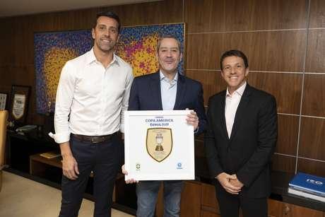 Juninho Paulista assume o posto de coordenador da Seleção Brasileira