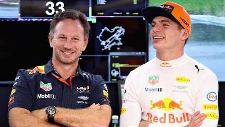 Horner afirma que Verstappen é um piloto melhor que Hamilton