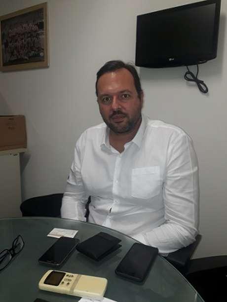 Rafael Zanette teve passagens por Avaí e Palmeiras antes de acertar com o Galo- (Anderson Gonçalves/Valinor Conteúdo)