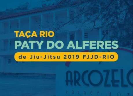 Taça Rio Paty do Alferes será realizada no próximo mês de agosto e FJJD-Rio projeta grande evento (Foto: Divulgação)