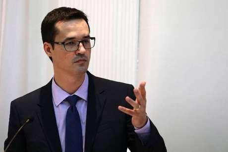 Deltan Dallagnol lidera a força-tarefa da Lava Jato no MPF