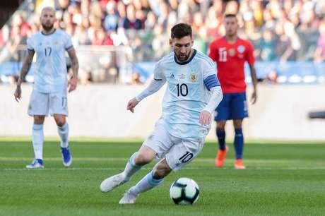 Lionel Messi não estava no pacote de jogadores comprado pelas crianças