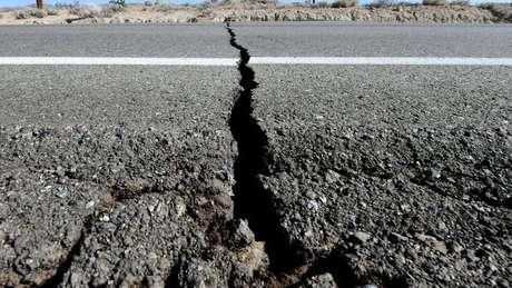 California está en una zona especialmente sensible para los terremotos.