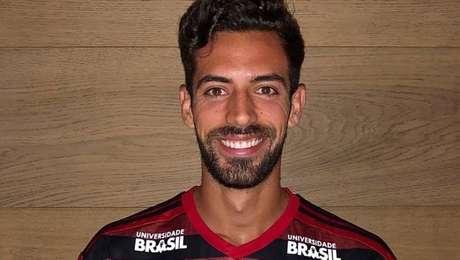 Flamengo confirma a contração do zagueiro Pablo Morí