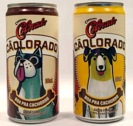 'Cerveja' foi desenvolvida em parceria com veterinários especialistas em alimentação animal.
