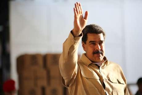 Presidente venezuelano Nicolás Maduro 28/05/2019 Palácio de Miraflores/Divulgação via REUTERS