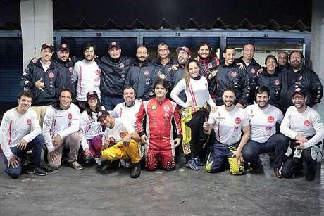 24 Horas Rental Kart Interlagos: RKC Kart Club pronta para buscar vitória