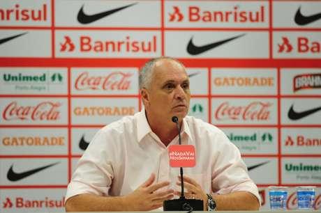 Marcelo Medeiros, presidente do Inter, relatou ter sofrido ameaça de morte (Foto: Divulgação/Internacional)